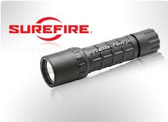 SureFire Tactical Flashlights