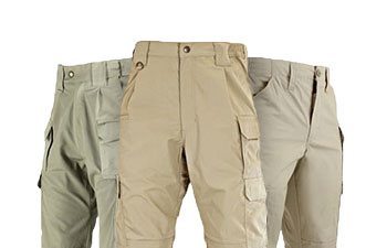 Khaki Tactical Pants
