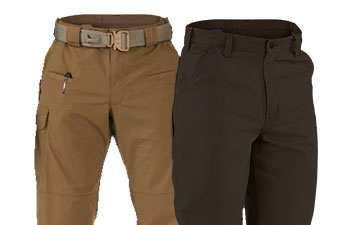 Brown Work Pants