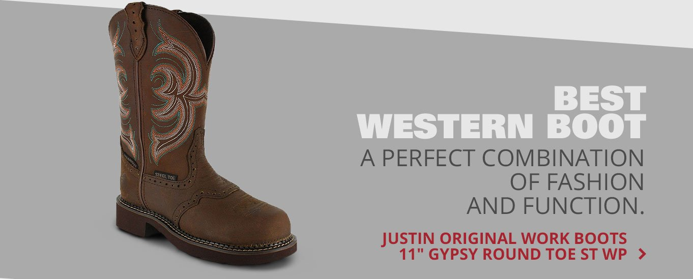 "Best Western Boot: Ariat 13"" Workhog Wide Square Toe II CT"
