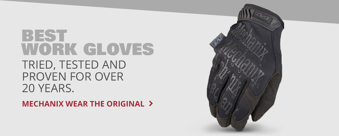 Best Work Gloves: Mechanix Wear The Original