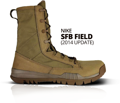 NIKE SFB Field Boot Coyote