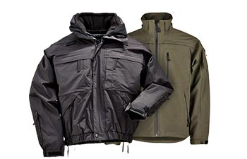 Covert & CCW Jackets