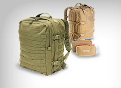Fire & EMS Packs