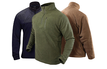 Fleeces & Liners