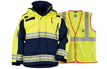High-Visibility Outerwear