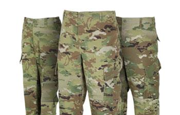 Military Uniform Pants