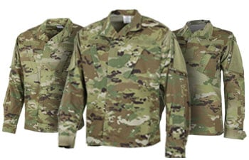 Military Uniform Shirts