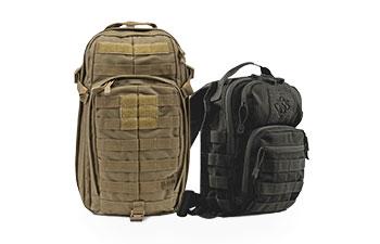 Shoulder Packs