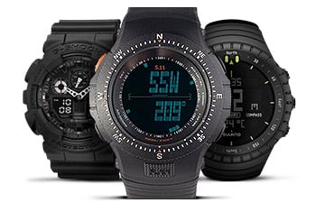 Tactical Watches