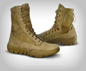 Coyote Brown Boots
