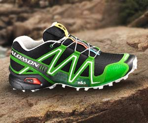 Salomon Trail Runners