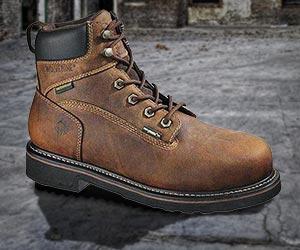 Steel Toe Footwear