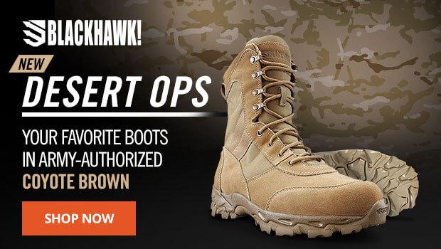 Blackhawk Desert Ops