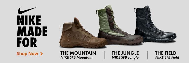 Nike Footwear