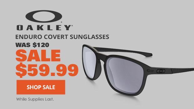 Oakley Enduro Covert