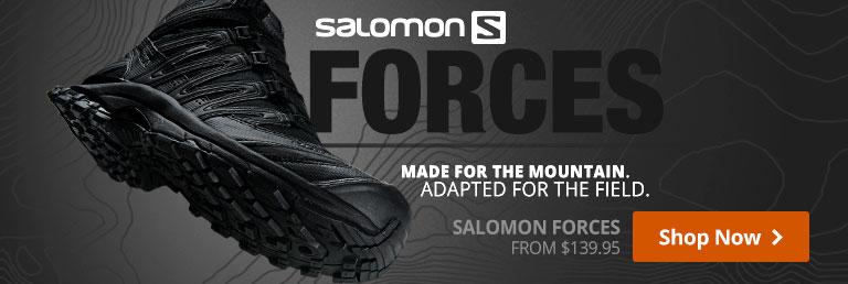 Salomon Forces