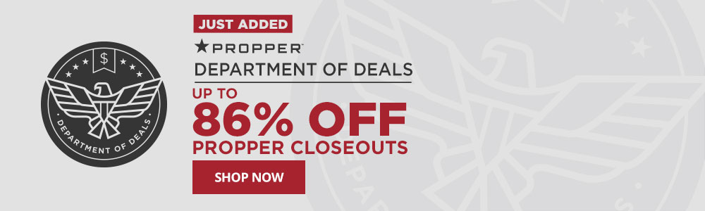 Shop Propper Closeout