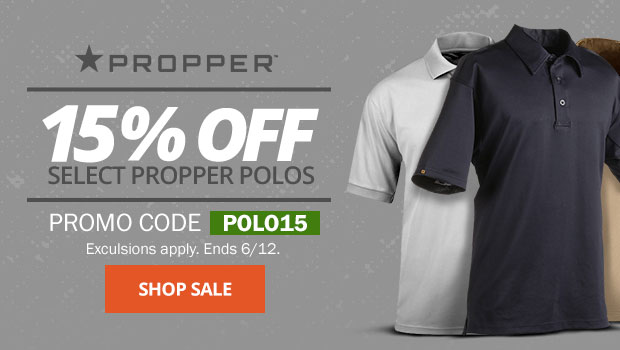 Propper Polo Promotion