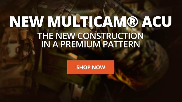 New MULTICAM® ACU