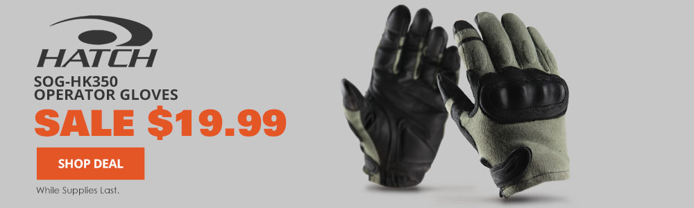 Hatch SOG-HK350 Operator Gloves