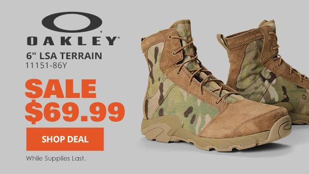 Oakley 6in LSA Terrain