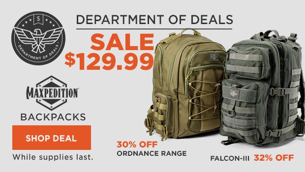 Maxpedition Bags