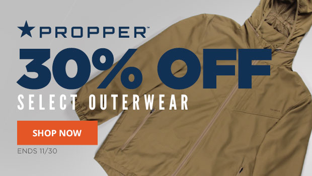 Propper Outerwear Sale