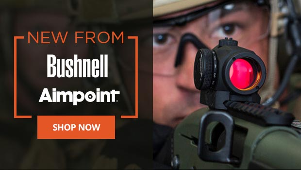 New from Bushnell and Aimpoint