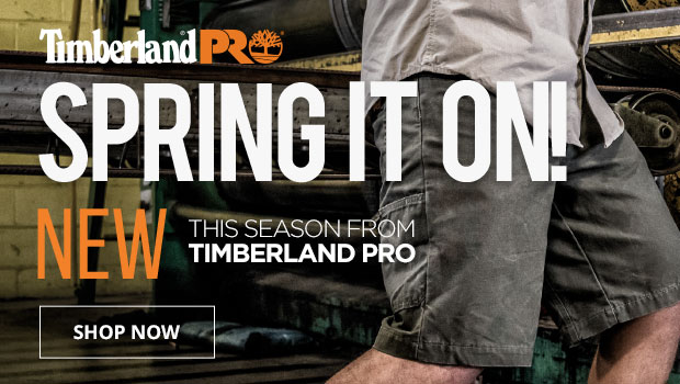 Timberland Pro Spring