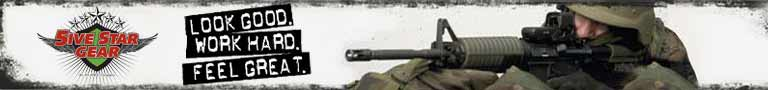 5ive Star Gear Equipment @ TacticalGear.com