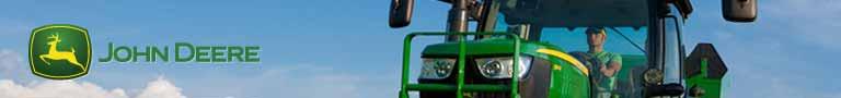 John Deere Combine II @ WorkBoots.com