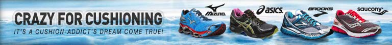 Cushioned Running Shoes @ RunningShoes.com
