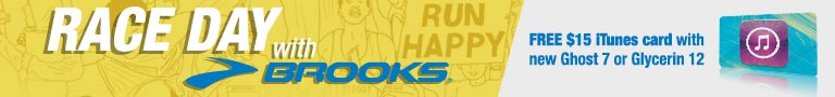 Brooks Ghost @ RunningShoes.com