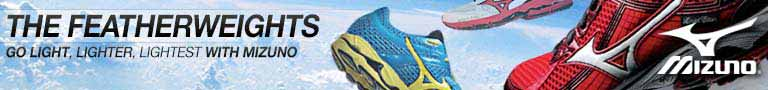 Mizuno Lightweight Running Shoes @ RunningShoes.com