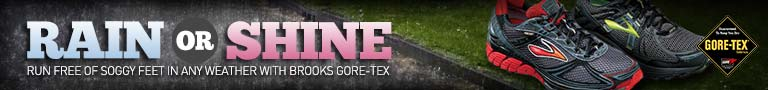 Brooks GORE-TEX Collection @ RunningShoes.com