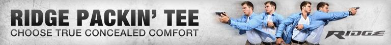 Ridge Packin' Tee System @ TacticalGear.com