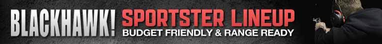 Blackhawk Sportster @ TacticalGear.com