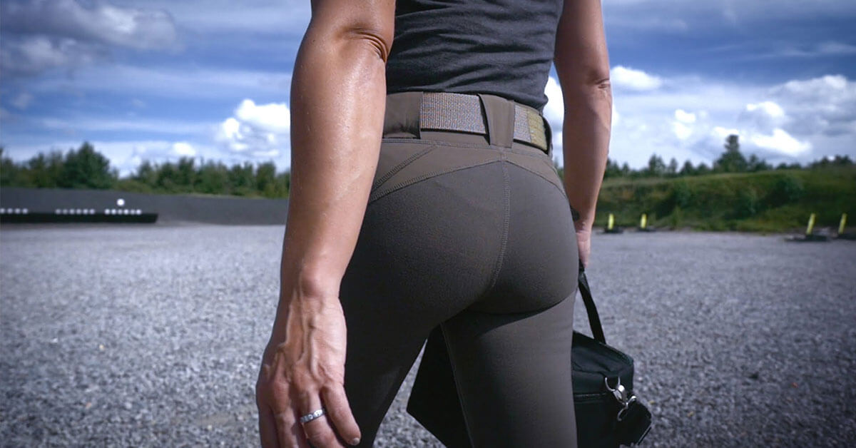 Tactical Yoga Pants