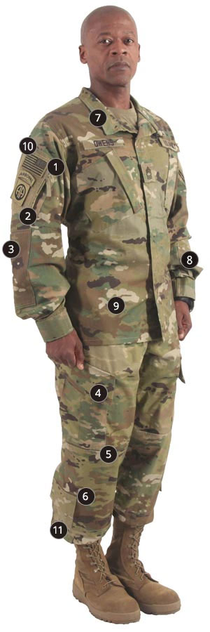 OCP Uniforms | Tactical Gear Superstore | TacticalGear com