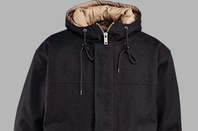 Wolverine FR Hooded Work Jacket