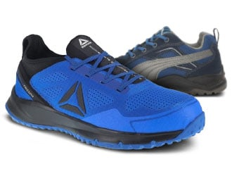 Athletic Work Shoes
