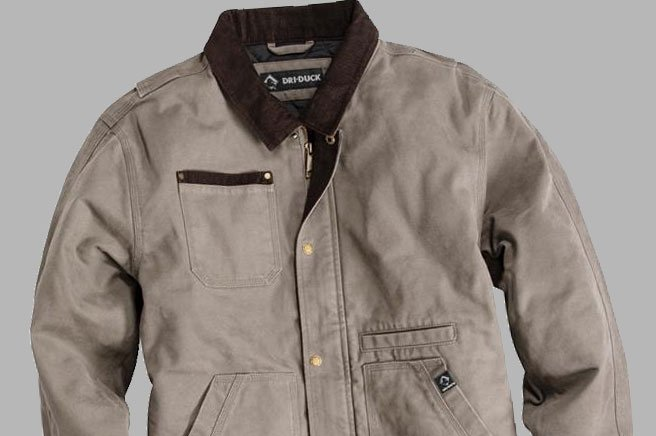 DRI DUCK Rambler Canvas Jacket