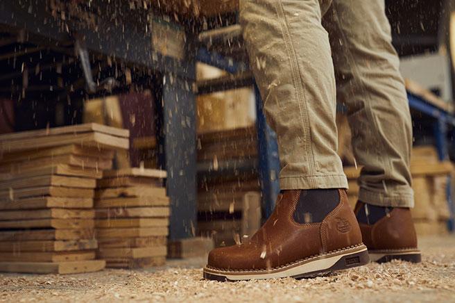 Lightweight Work Boots