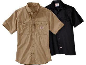 Shop Short-Sleeve Work Shirts