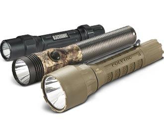 Tactical Flashlights