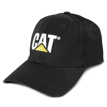CAT Trademark Stretch Fit Hat