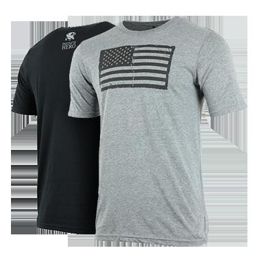 Oakley Infinite Hero Collection-Distress Flag T-Shirt
