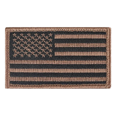 TG American Flag Patch