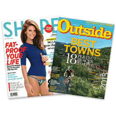 One-Year Magazine Subscription